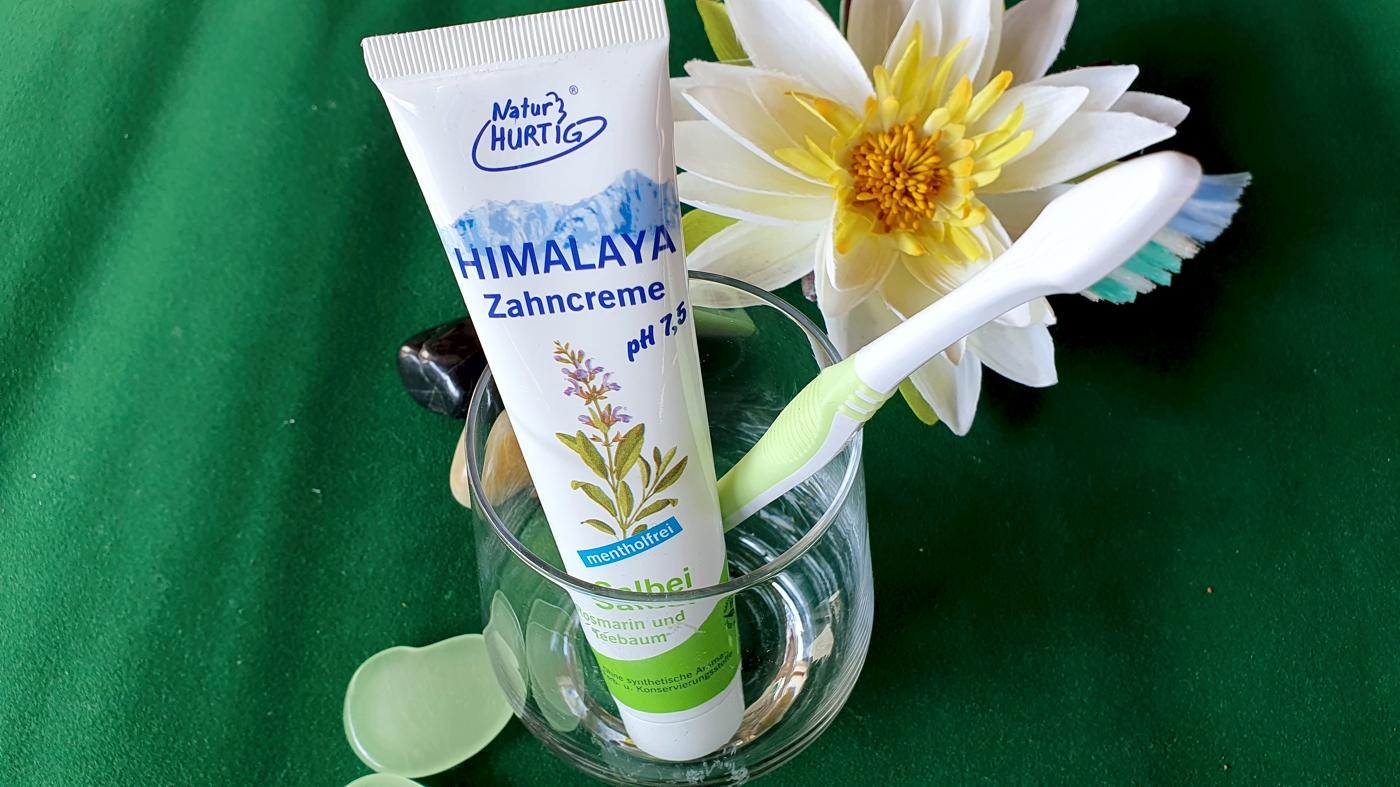 Himalaya-Zahncreme