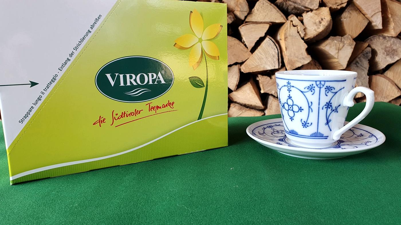 Almduft - Südtiroler Kräutertee (90 Portionsbeutel)