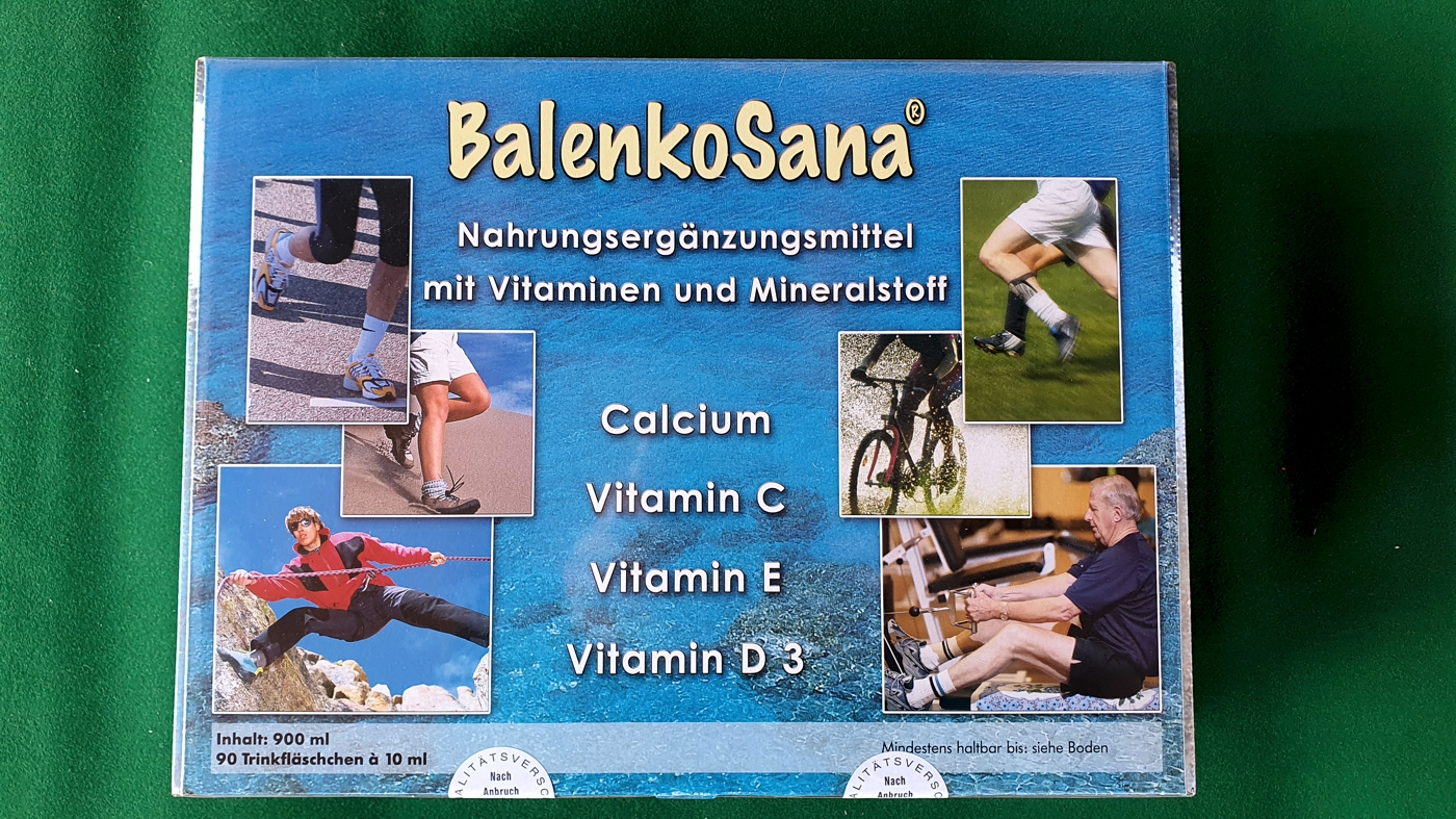 BalenkoSana - 3 Monats-Kur